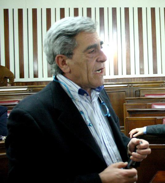 Lutto nel mondo della politica: è morto Piero Macedonio