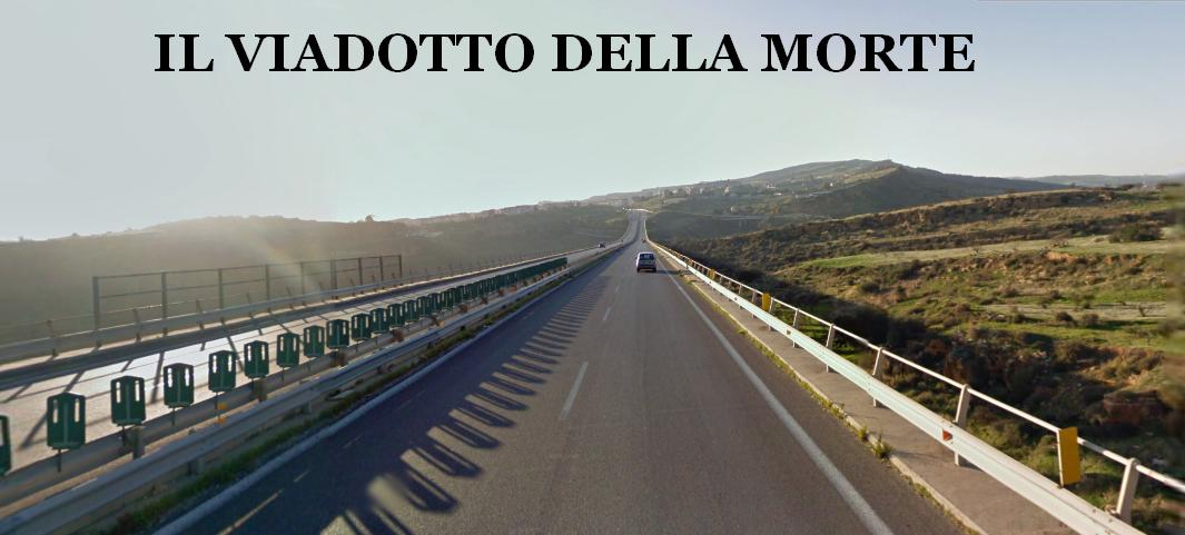 Ancora un suicidio dal viadotto della morte  indispensabili le ... a3d4db13e73