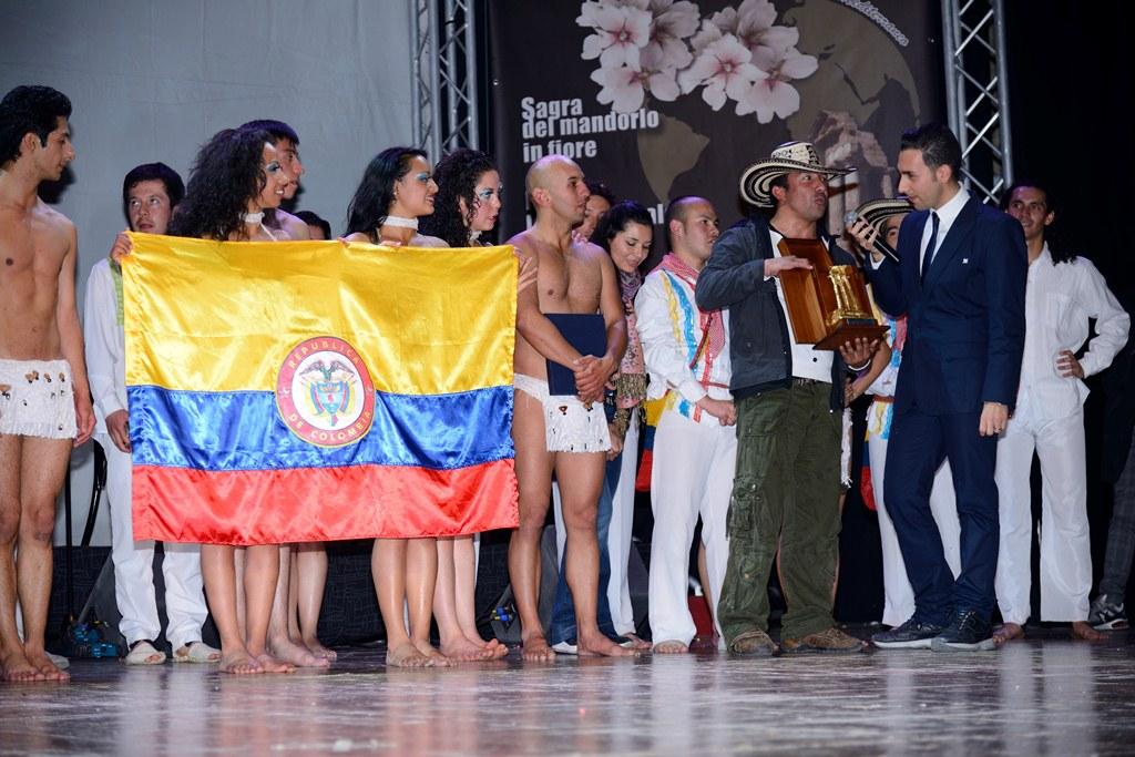 La Colombia vince il tempio D'oro – FOTO