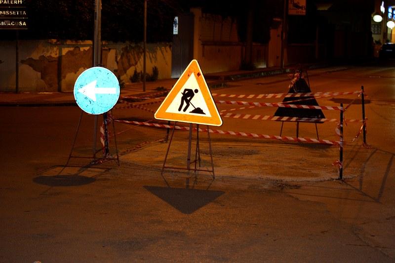 San Leone, la rabbia dei cittadini: 'Strade al buio'