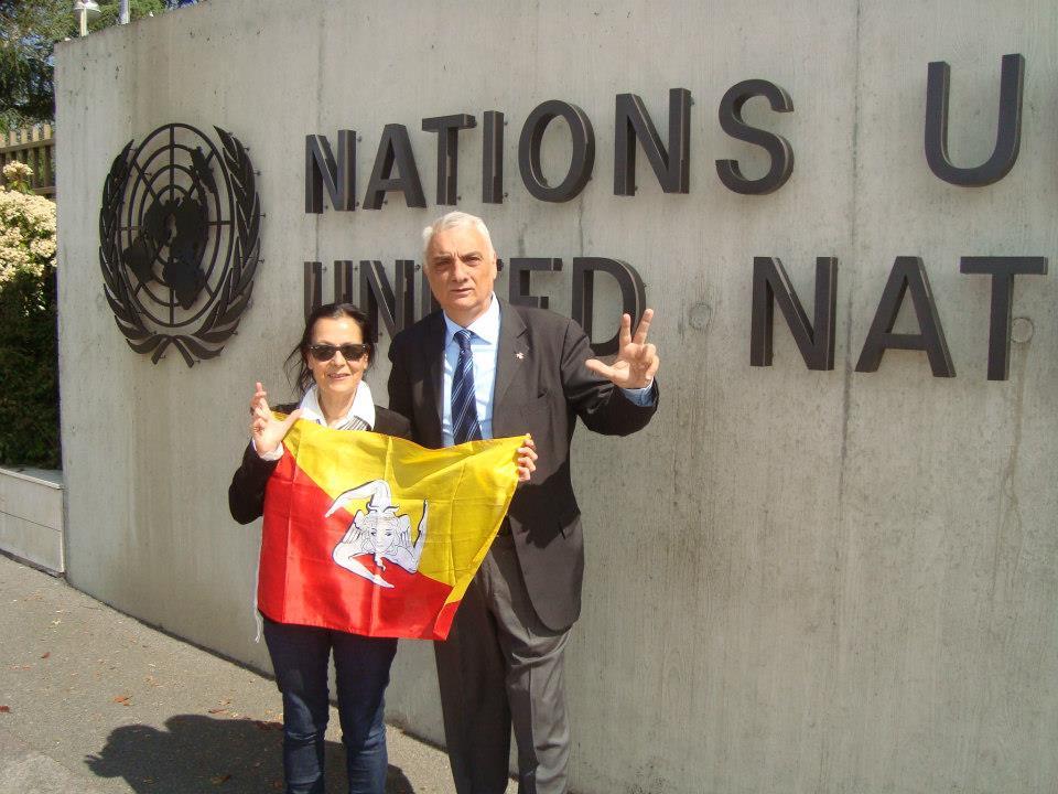 Ginevra: depositata la richiesta di autodeterminazione della Sicilia