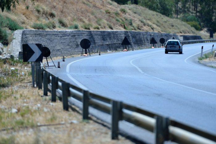 Da lunedì chiusura di una settimana della SS 115 tra Porto Empedocle e Villaseta