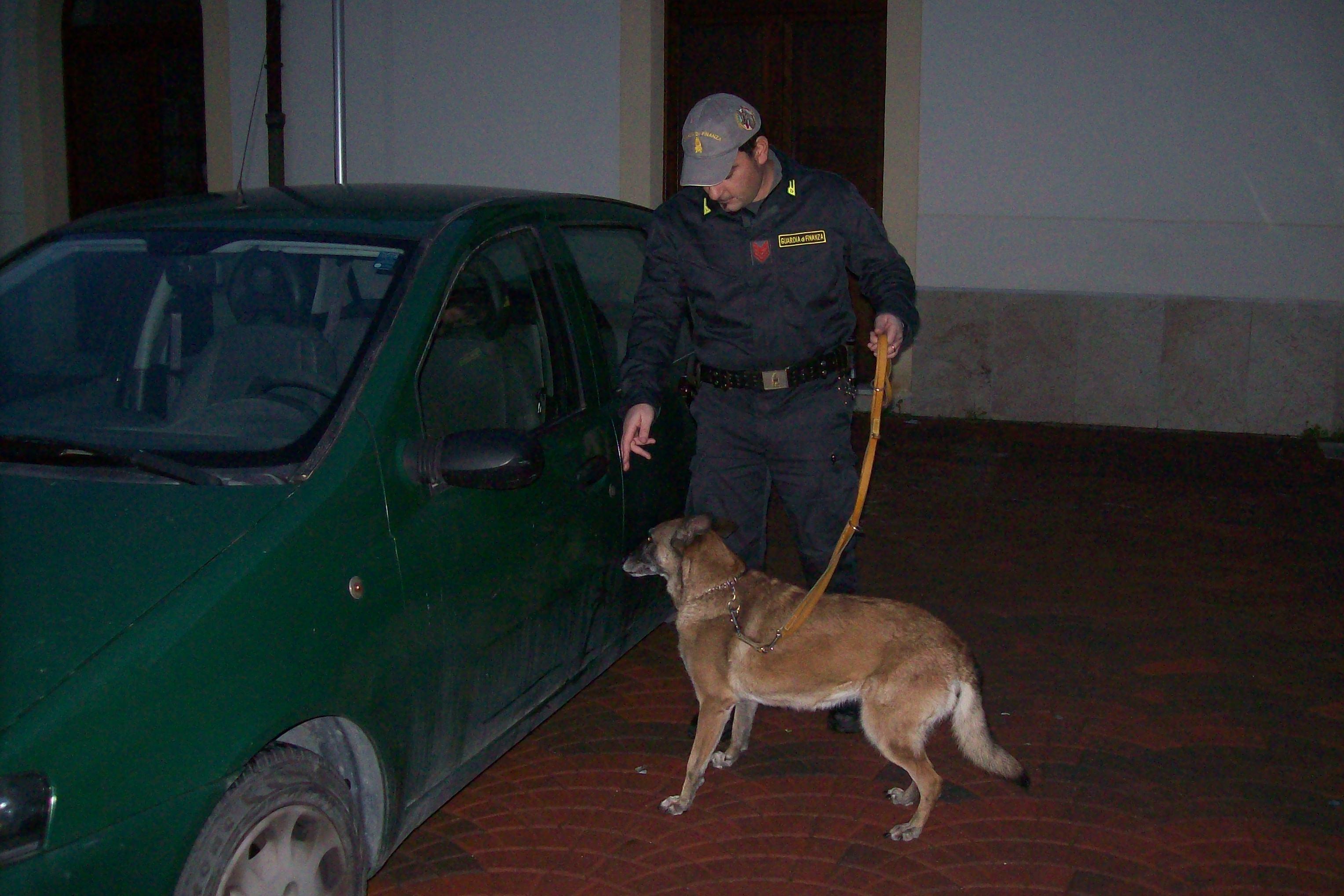 Spaccio di droga, un arresto a Licata
