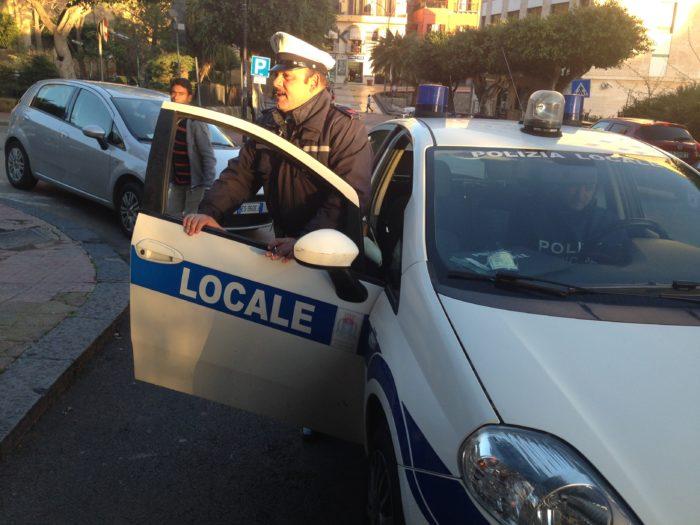 Street control ad Agrigento, fioccano le multe