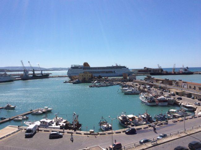 Porto Empedocle, accordo con Msc e Costa Crociere per l'arrivo delle navi da crociera