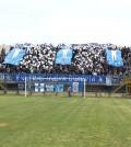 Curva sud stadio Akragas San Cesareo
