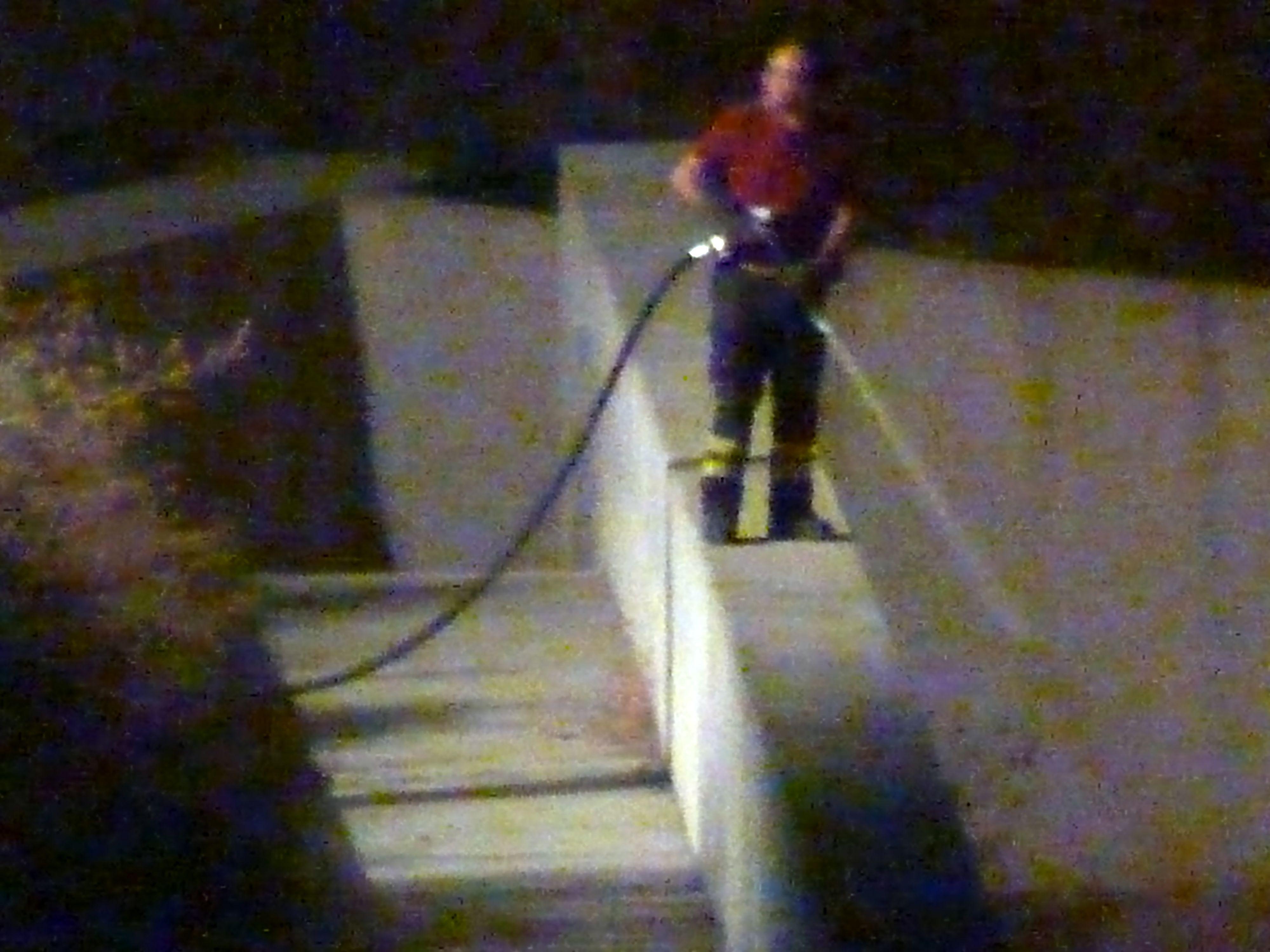 """Dopo i """"botti"""" di San Calogero, un incendio crea panico in via Nicone"""