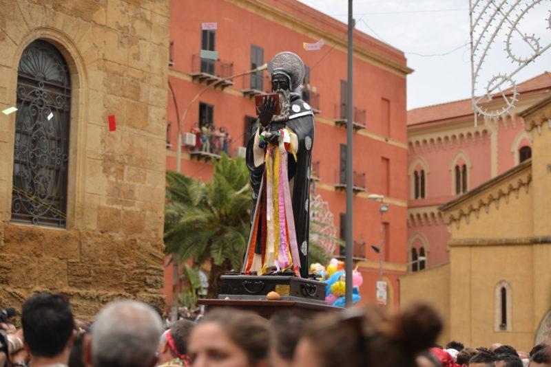 Conclusi i festeggiamenti in onore di San Calogero