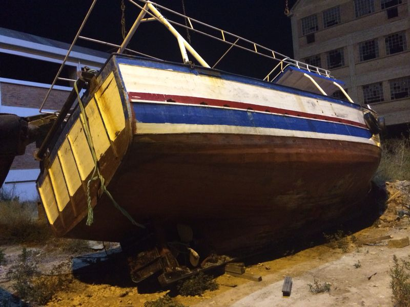 Sbarcati più di 500 migranti a Porto empedocle. Rimossa imbarcazione incagliata a Torre Salsa – FOTO