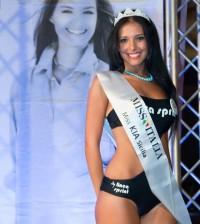 Clarissa Marchese, nuova miss Italia