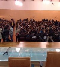 Auditorium assemblea CUPA