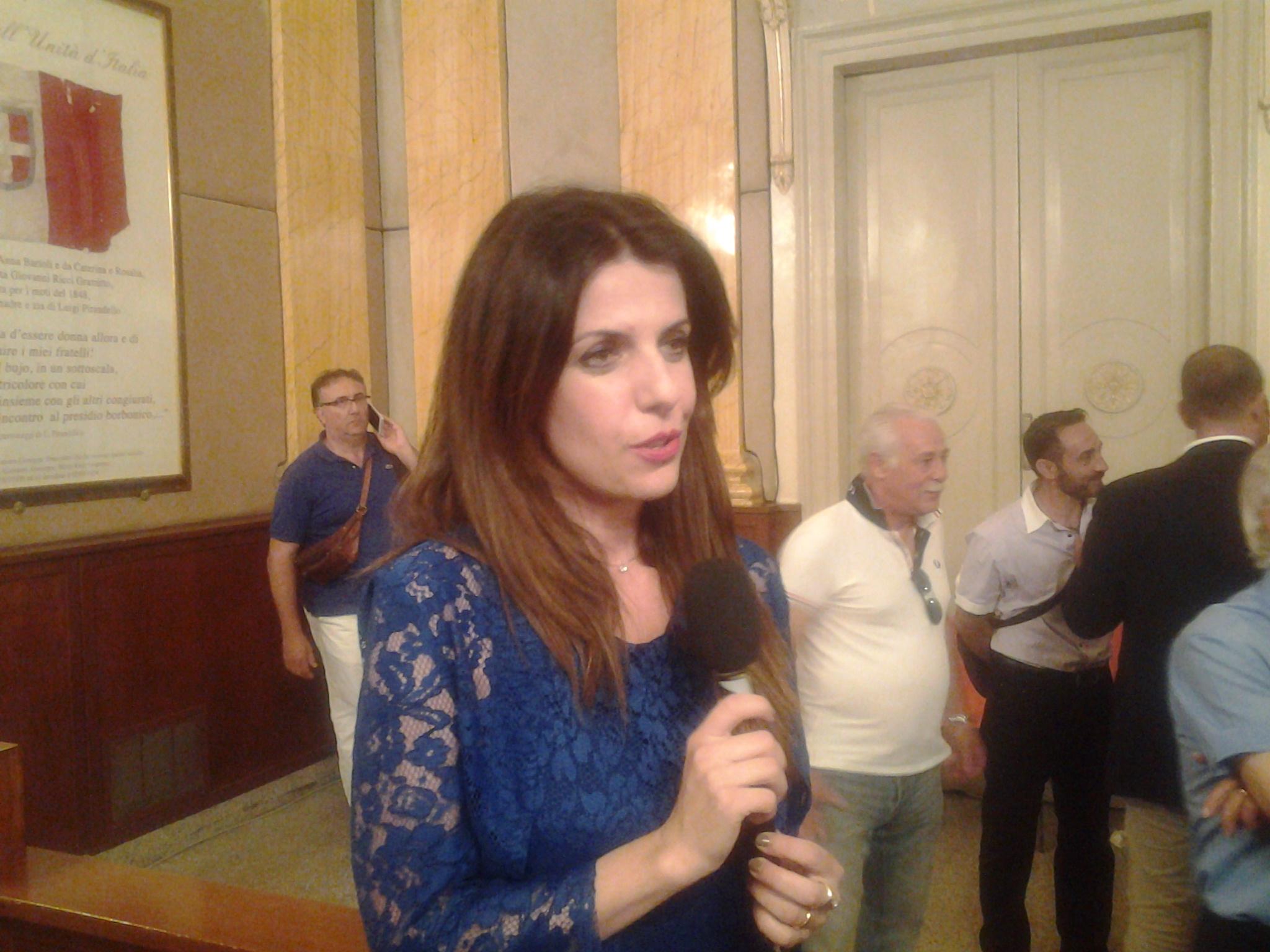 Consiglio Comunale: replica del Presidente Daniela Catalano a Nuccia Palermo