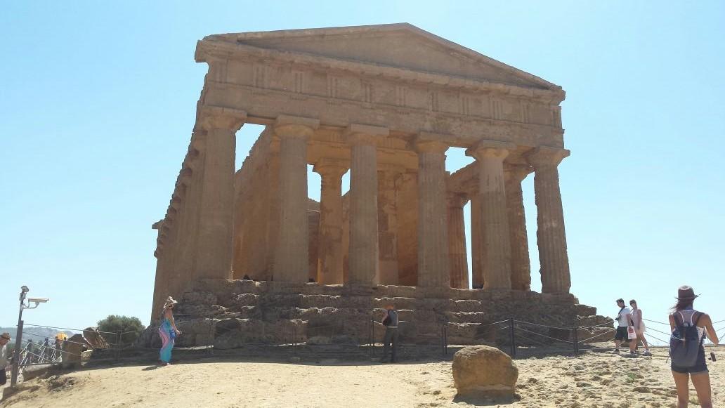 La Valle dei Templi incassa oltre 6 milioni di euro superando il numero di visitatori del teatro antico di Taormina