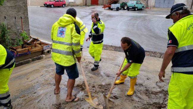 Il maltempo imperversa anche ad Agrigento