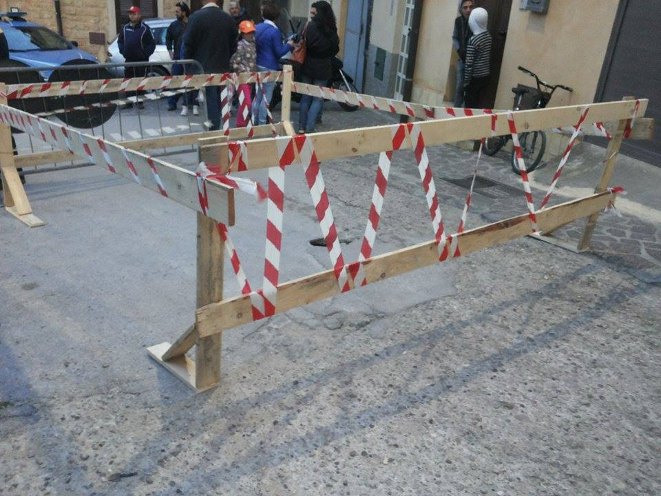 Disagi al Centro Storico di Agrigento, Via Iacono come Via San Girolamo?