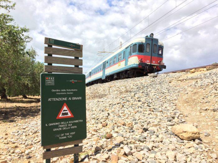 Sabato torna l'appuntamento con i treni storici alla Valle dei Templi