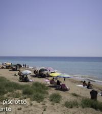 spiaggia Dune San Leone