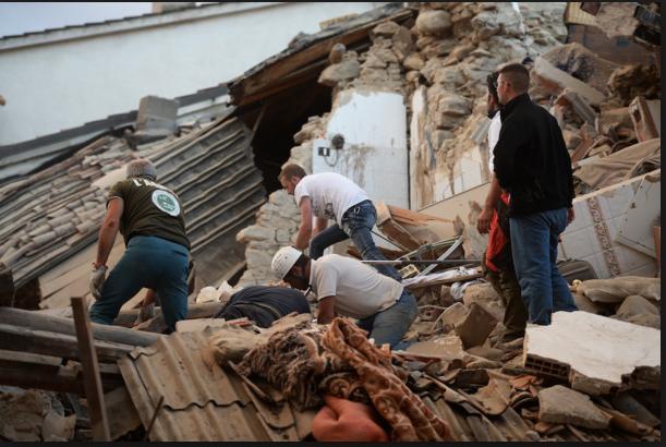 La Sicilia e la solidarietà: aiuti per le popolazioni terremotate$