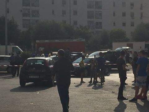 Palermo, minaccia passanti e spara contro i Carabinieri: fermato