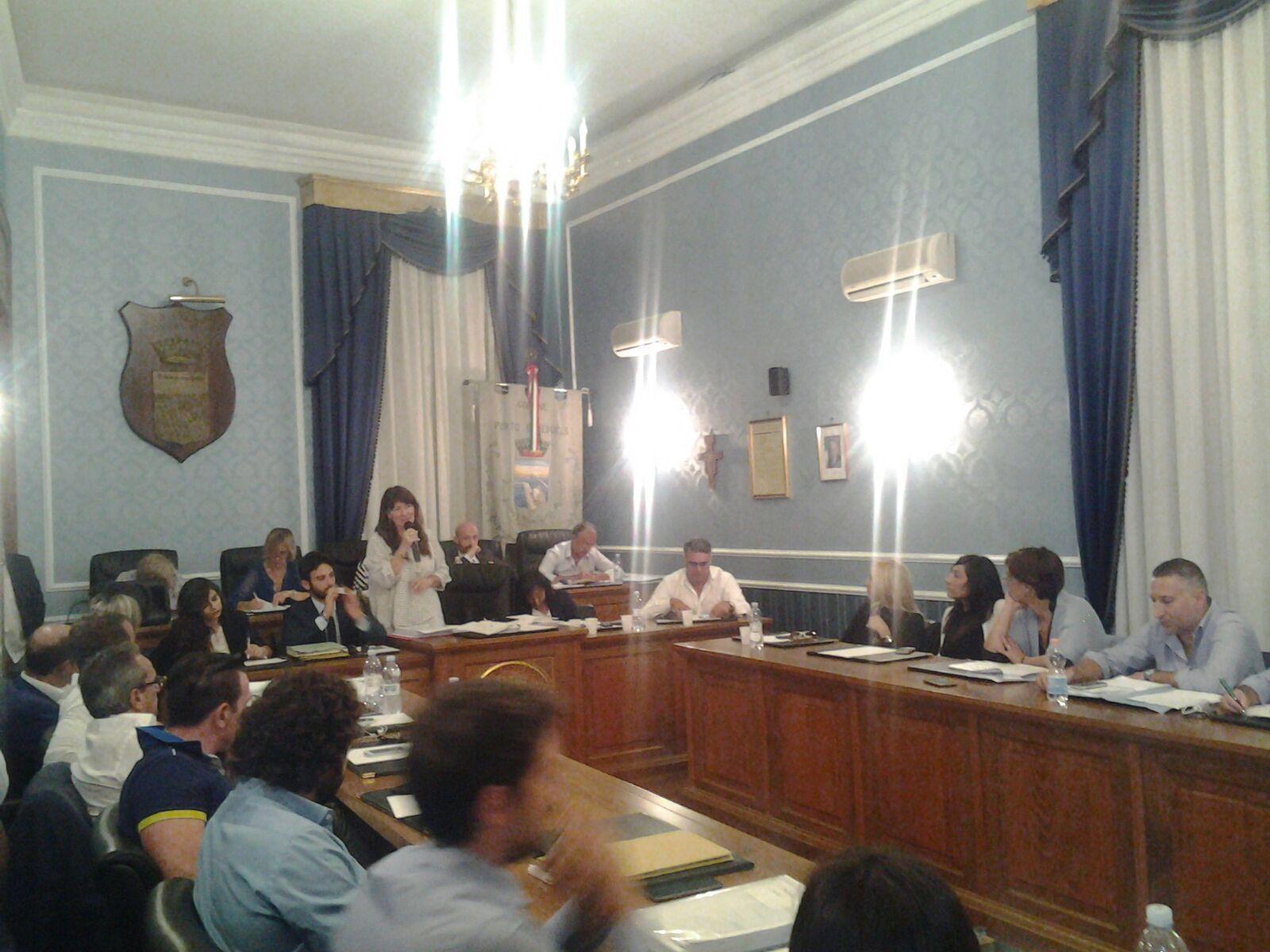 Consiglio comunale Porto Empedocle: la replica di Forza Italia e Città Nuova