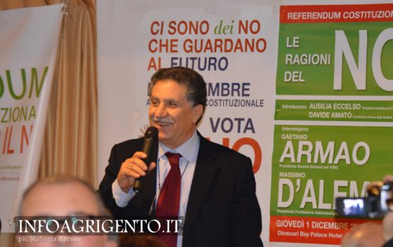 Malore per Angelo Capodicasa, l'ex presidente colpito da emorragia