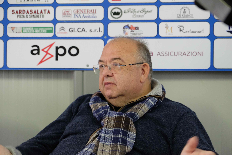 """Basket, lascia Salvatore Moncada: """"Mi dimetto, non mi diverto più"""""""