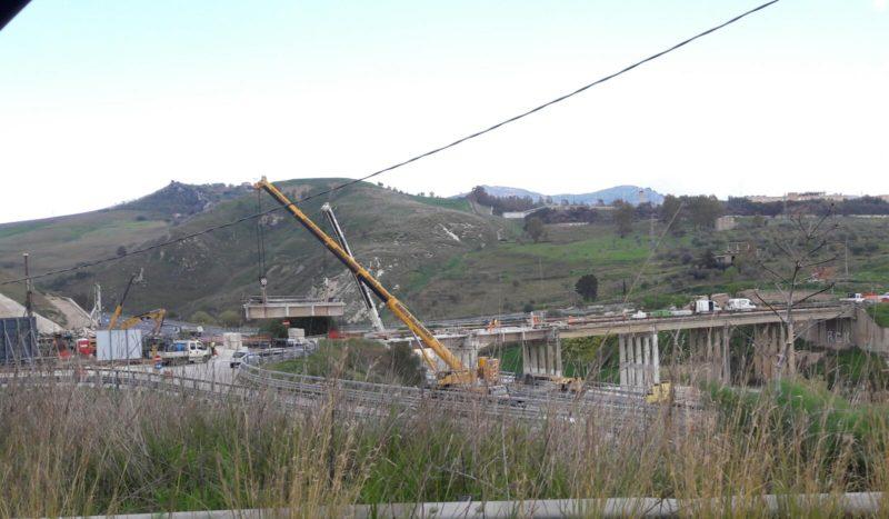 Viadotto Petrusa: l'Anas pubblica il bando per la ricostruzione