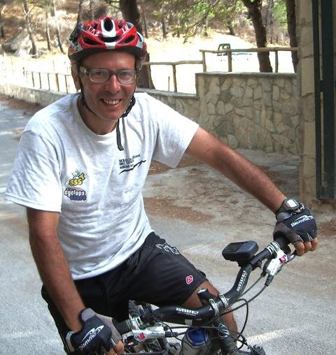 Sarà presentato anche a Palermo il libro 'Mountain Bike in Sicilia'