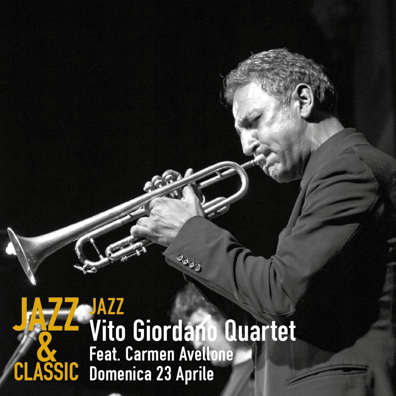 A San Pietro la storia del Jazz con Vito Giordano e Carmen Avellone