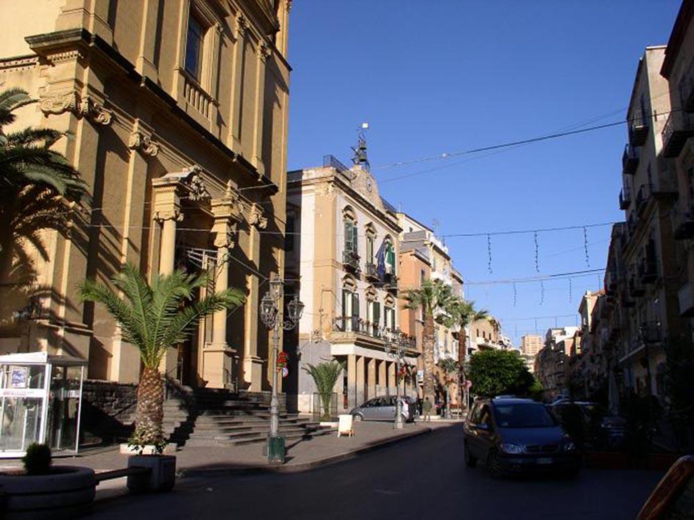 Porto Empedocle: manifestazione dei cittadini dopo le recenti difficoltà economiche