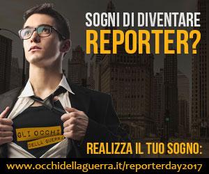 Reporter Day \\\\\\\'Occhi della Guerra\\\\\\\'