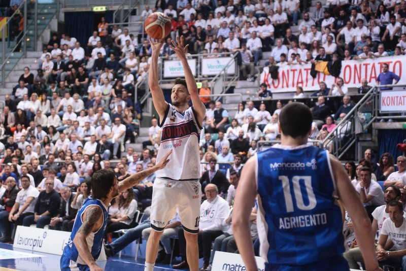 Basket: Fortitudo Agrigento eliminata dai play off