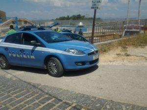 Polizia - Via Minerva
