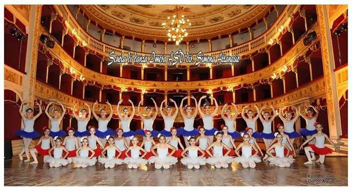 """""""Invito alla danza 2017"""": appuntamento con la scuola di Simona Attanasio al Pirandello per il saggio di fine anno"""