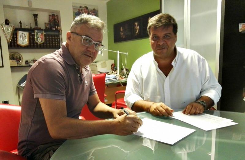 Serie C, l'Akragas riparte da mister Di Napoli