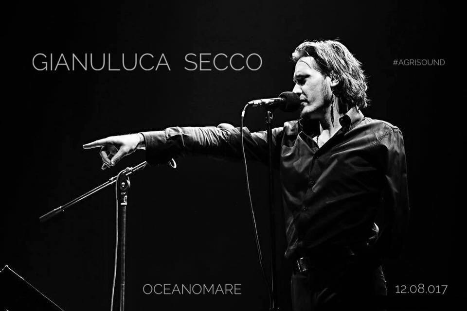 Gianluca Secco in concerto a San Leone