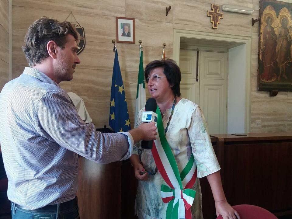 Licata: minacce di morte al commissario Maria Grazia Brandara