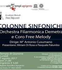 colonne sinfoniche