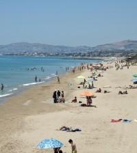 spiaggia san Leone