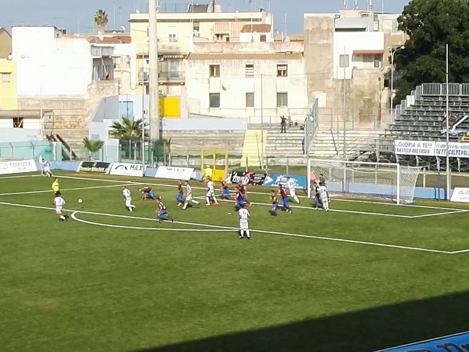 Serie C, niente da fare per l'Akragas: al Siracusa il derby