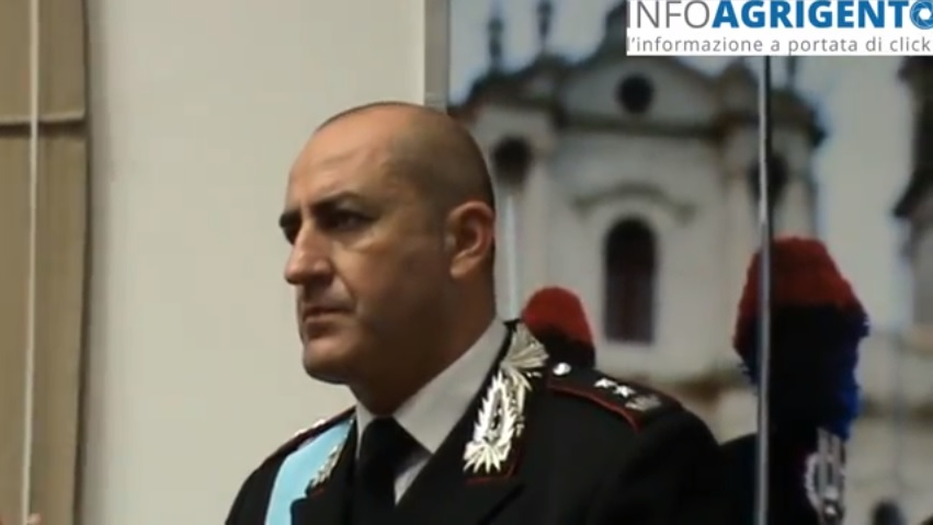 Si è insediato il nuovo comandante provinciale dei Carabinieri