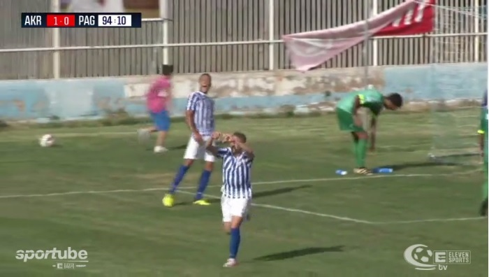 Serie C: primo trionfo stagionale per l'Akragas