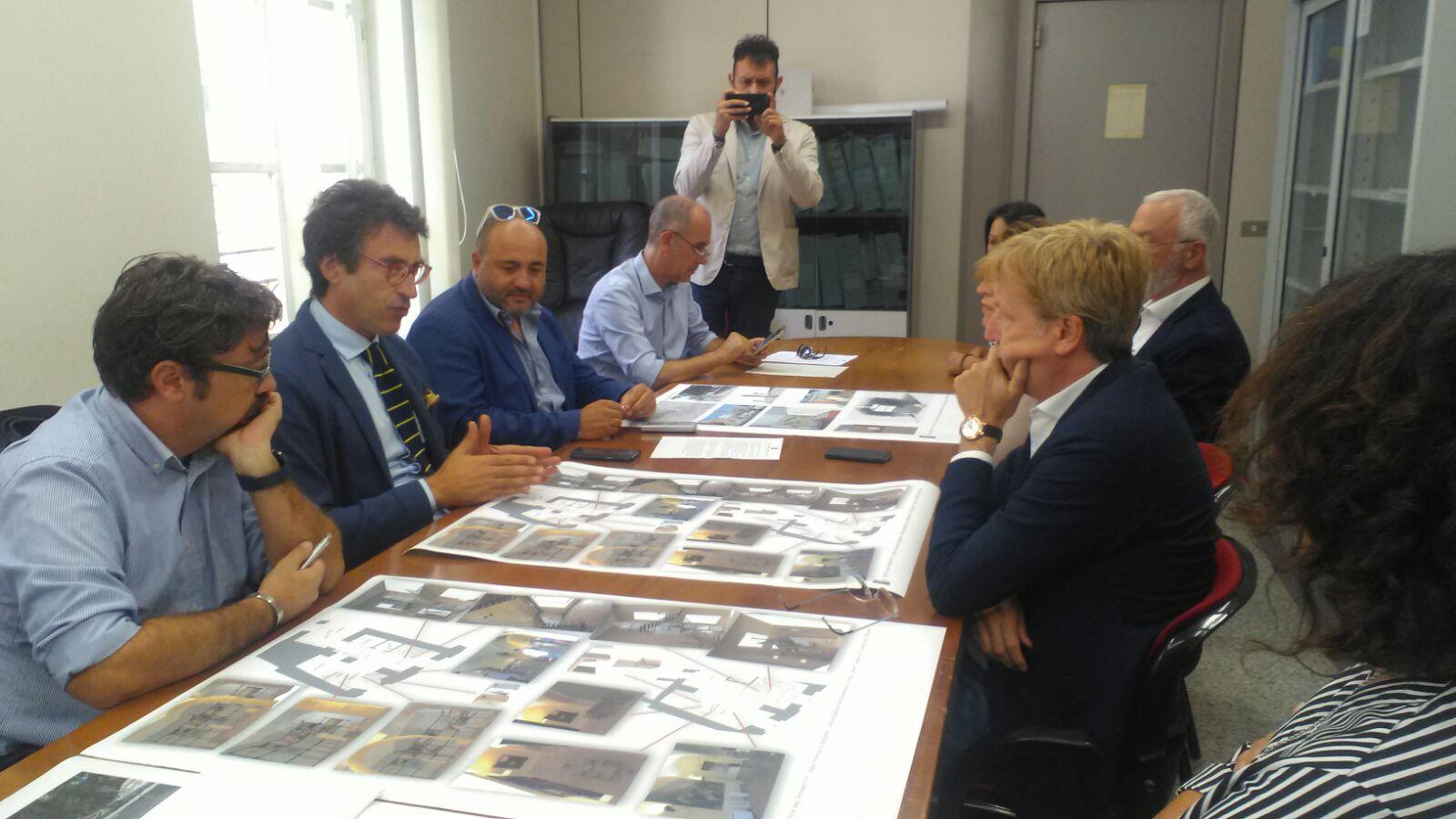 Urban center: gli Architetti presentano il progetto al comune di Agrigento