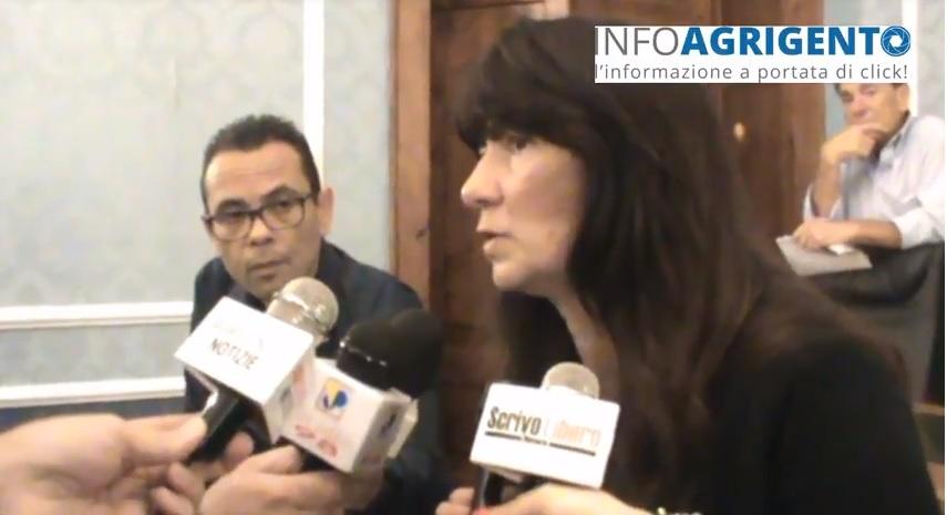 Bilancio e dissesto a Porto Empedocle: conferenza stampa di Ida Carmina