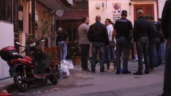 Palermo sotto shock per l'omicidio avvenuto all'Arenella