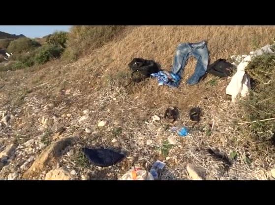 Nuovo sbarco fantasma ad Agrigento: migranti approdano a Punta Bianca