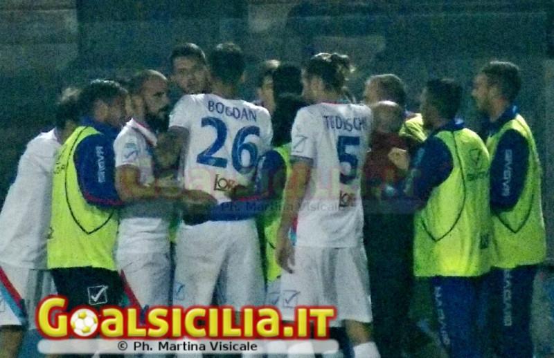 Serie C: l'Akragas esce a testa alta dal Massimino