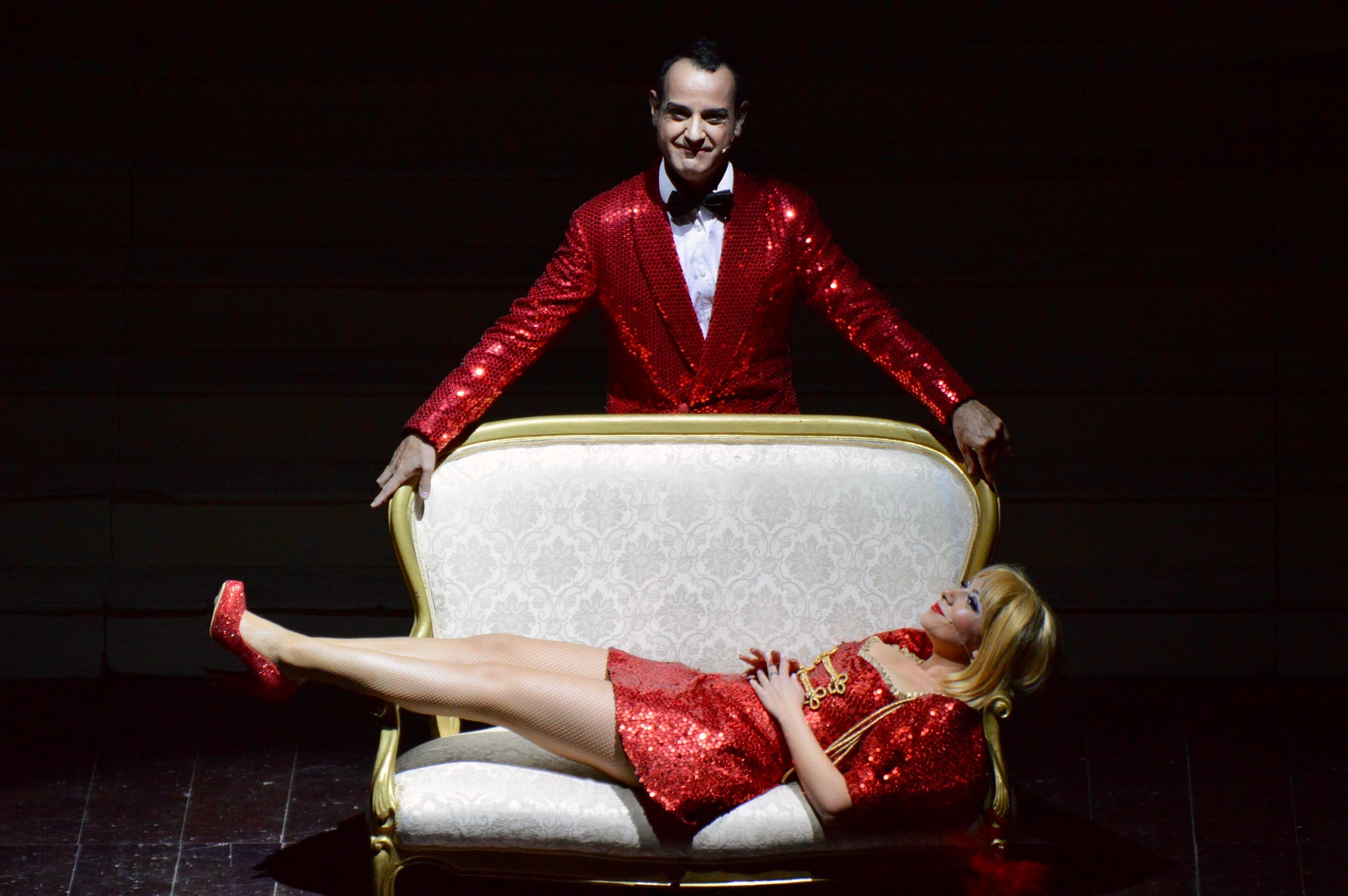 """Teatro Pirandello, successo per """"La duchessa di Chicago""""- FOTO"""