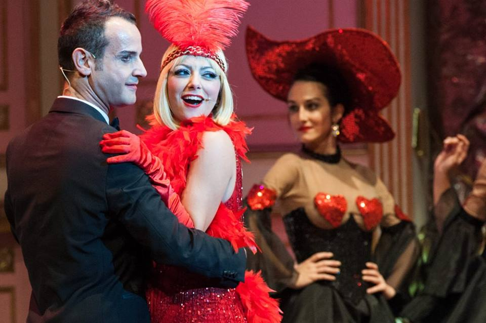 """""""La Duchessa di Chicago"""", si alza il sipario del Teatro Pirandello"""