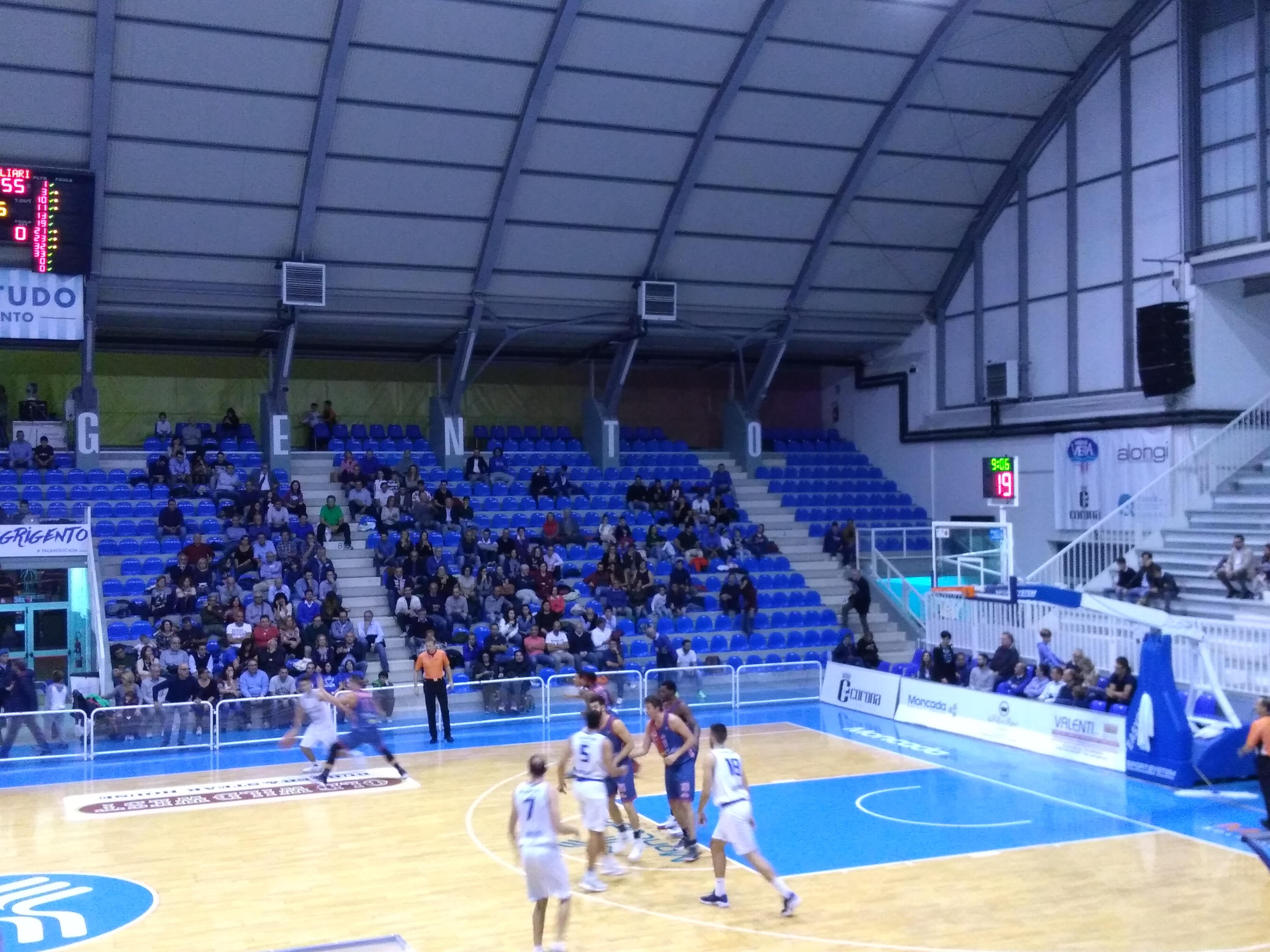 Basket: Fortitudo mattatrice, cade anche il Cagliari